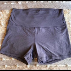 Lululemon shorts. Only worn a couple times.